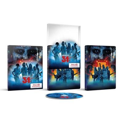 31 (SteelBook)(Blu-ray + Digital)