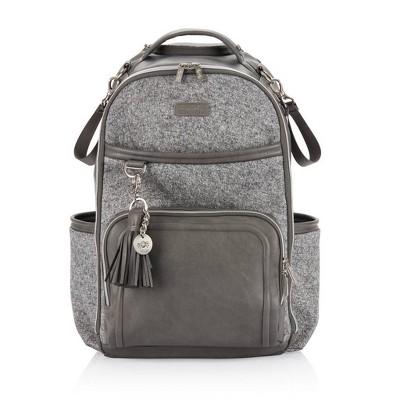 Itzy Ritzy Diaper Bag - Grayson Gray