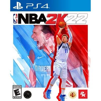 NBA 2K22 - PlayStation 4