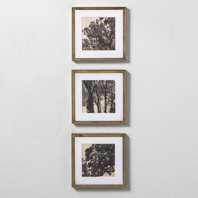 Framed Wall Poster Print Set of 3 16 x8  - Hearth & Hand™ with Magnolia
