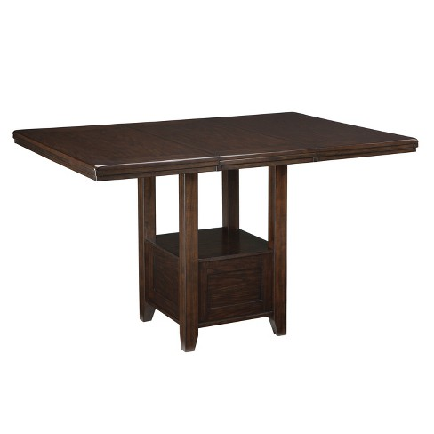 Counter-height Table Dark Chestnut  - Signature Design by Ashley - image 1 of 4