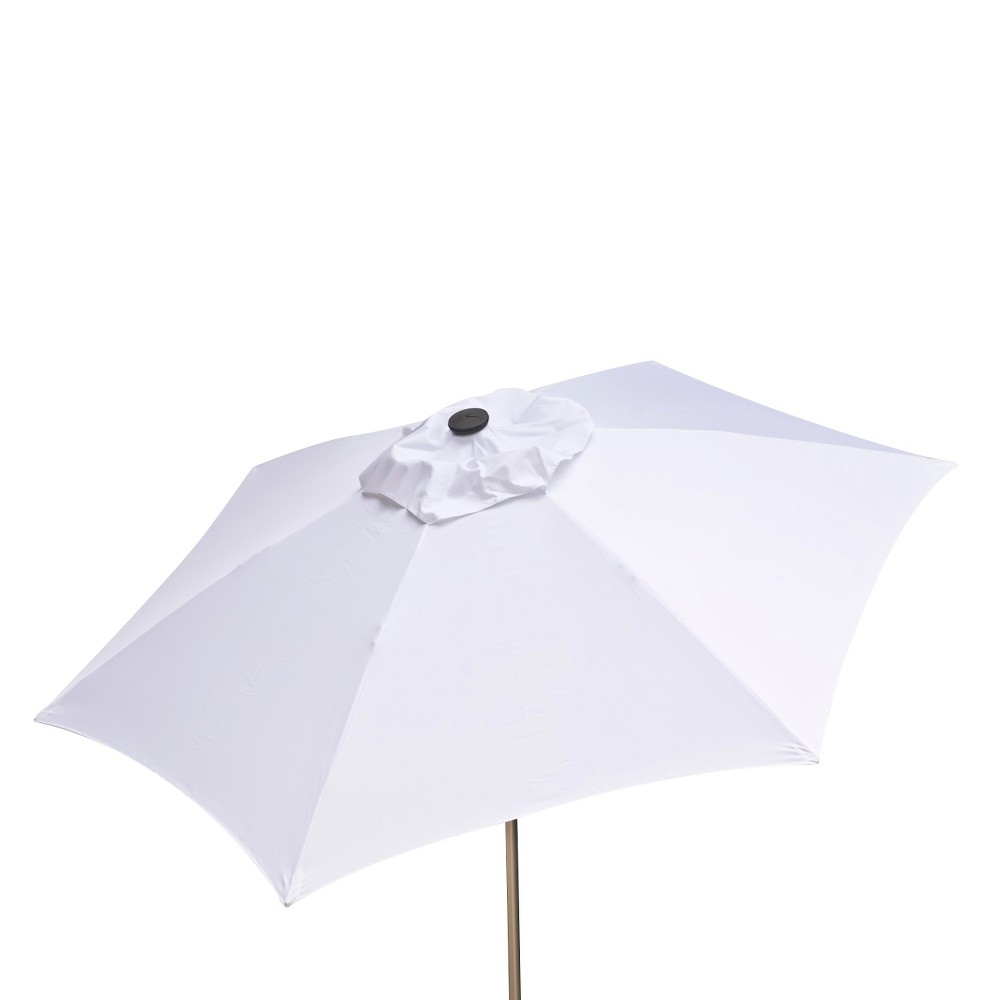 Image of 8.5' Doppler Market Umbrella - White - Parasol