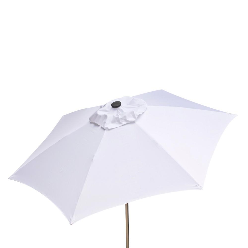 Image of 8.5' Doppler Market Umbrella - White - Parasol