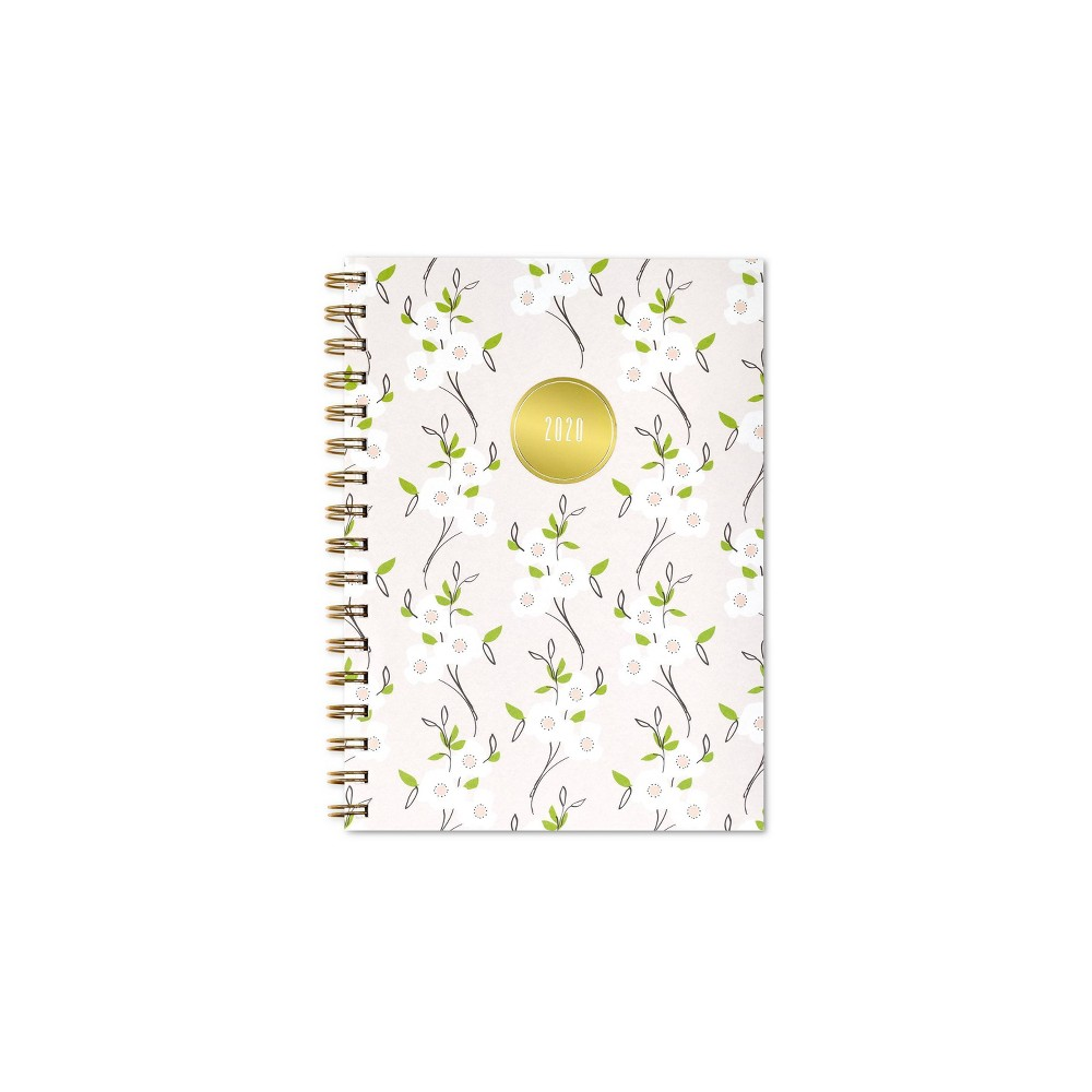 "Image of ""2020 Planner 5.875""""x 8.625"""" Primrose Pink - Snow and Graham for Blue Sky"""