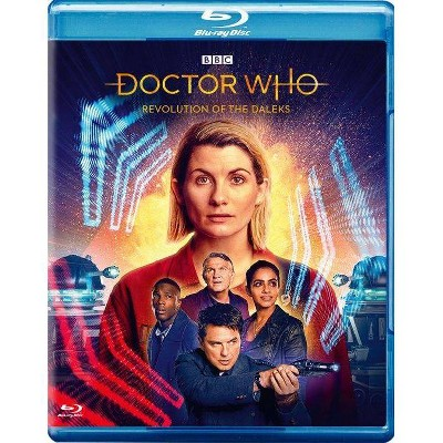 Dr. Who: Revolution of the Daleks (Blu-ray)(2021)
