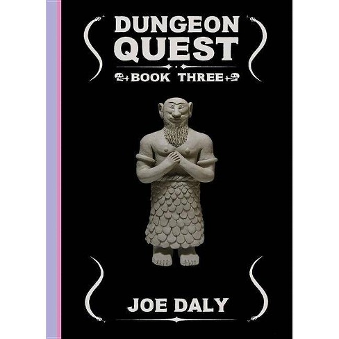 Dungeon Quest - by  Joe Daly (Paperback) - image 1 of 1