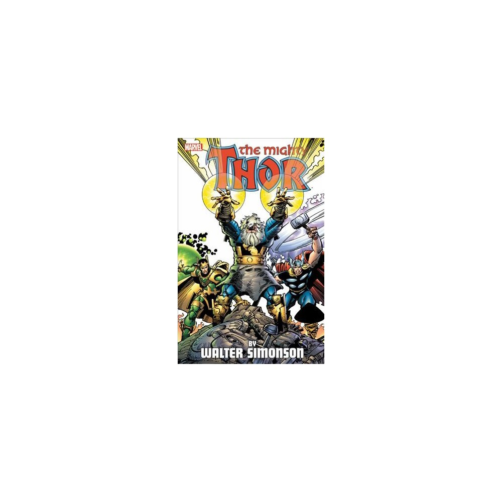 Mighty Thor by Walter Simonson 2 - (Paperback)