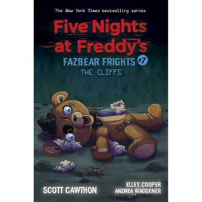 The Cliffs (Five Nights at Freddy's: Fazbear Frights #7), Volume 7 - by Scott Cawthon (Paperback)