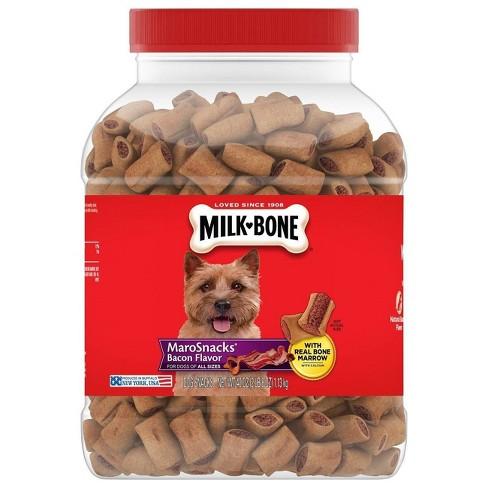 Milk Bone Marosnacks Bacon Flavor Dog