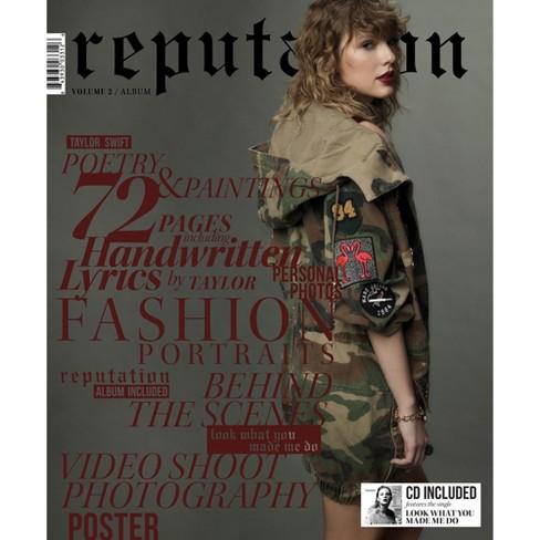 Taylor Swift - reputation (CD + Magazine Vol 2) - image 1 of 1