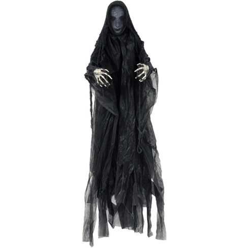 "72"" Halloween Faceless Ghost - image 1 of 1"