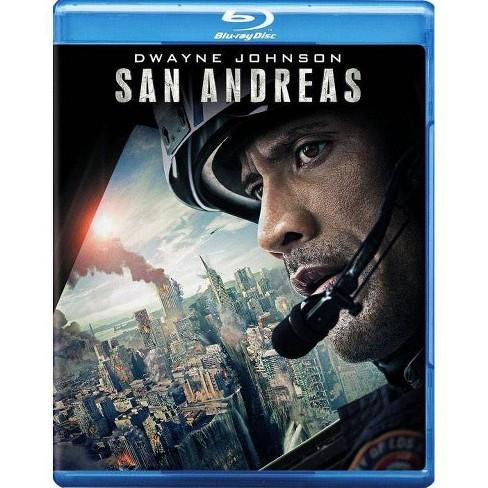 San Andreas [Blu-ray/DVD] - image 1 of 1
