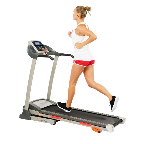 Sunny Health and Fitness (SF-T4400) Manual Treadmill - image 1 of 8