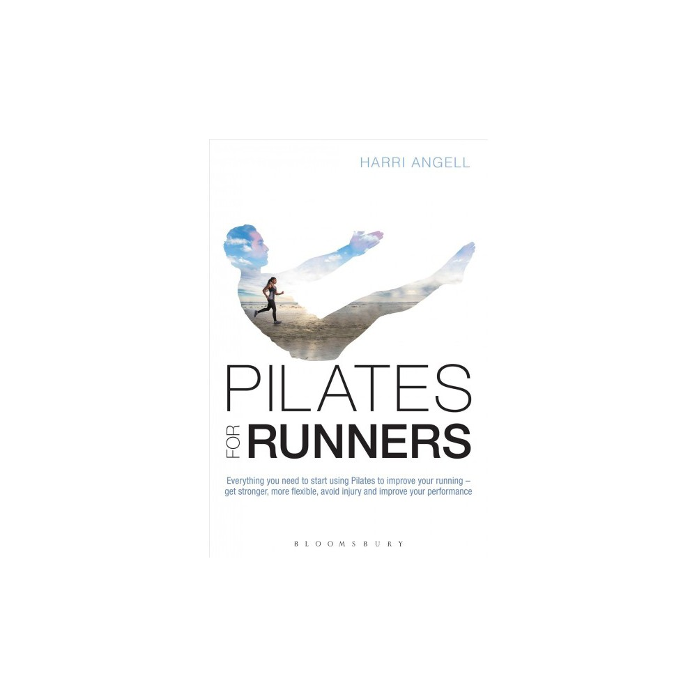 Pilates for Runners - by Harri Angell (Paperback)