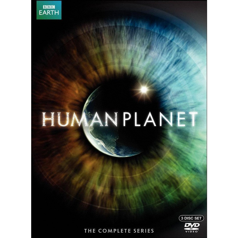 Human Planet: The Complete Series [3 Discs]