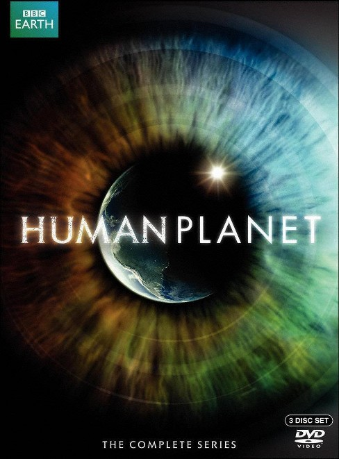 Human Planet: The Complete Series [3 Discs] - image 1 of 1