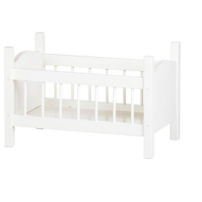 Remley Rebekah's Collection Kids Wooden Doll Crib - Ships Assembled