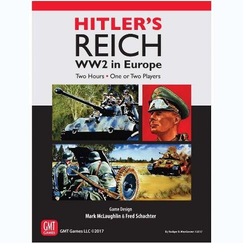 Hitler's Reich Board Game - image 1 of 1