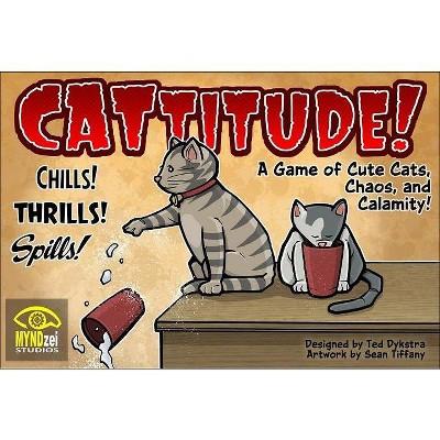 Cattitude! Board Game