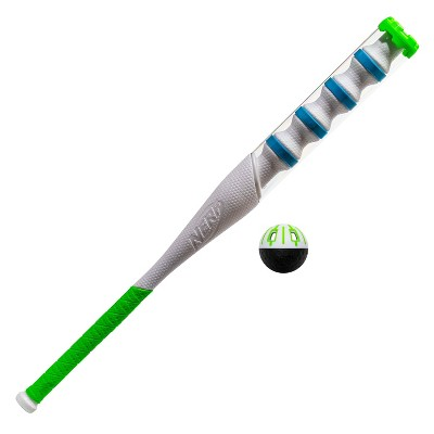 Franklin Sports Nerf Bat & Ball Set