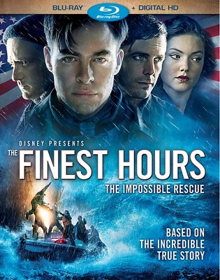 THE FINEST HOURS (Blu-ray)