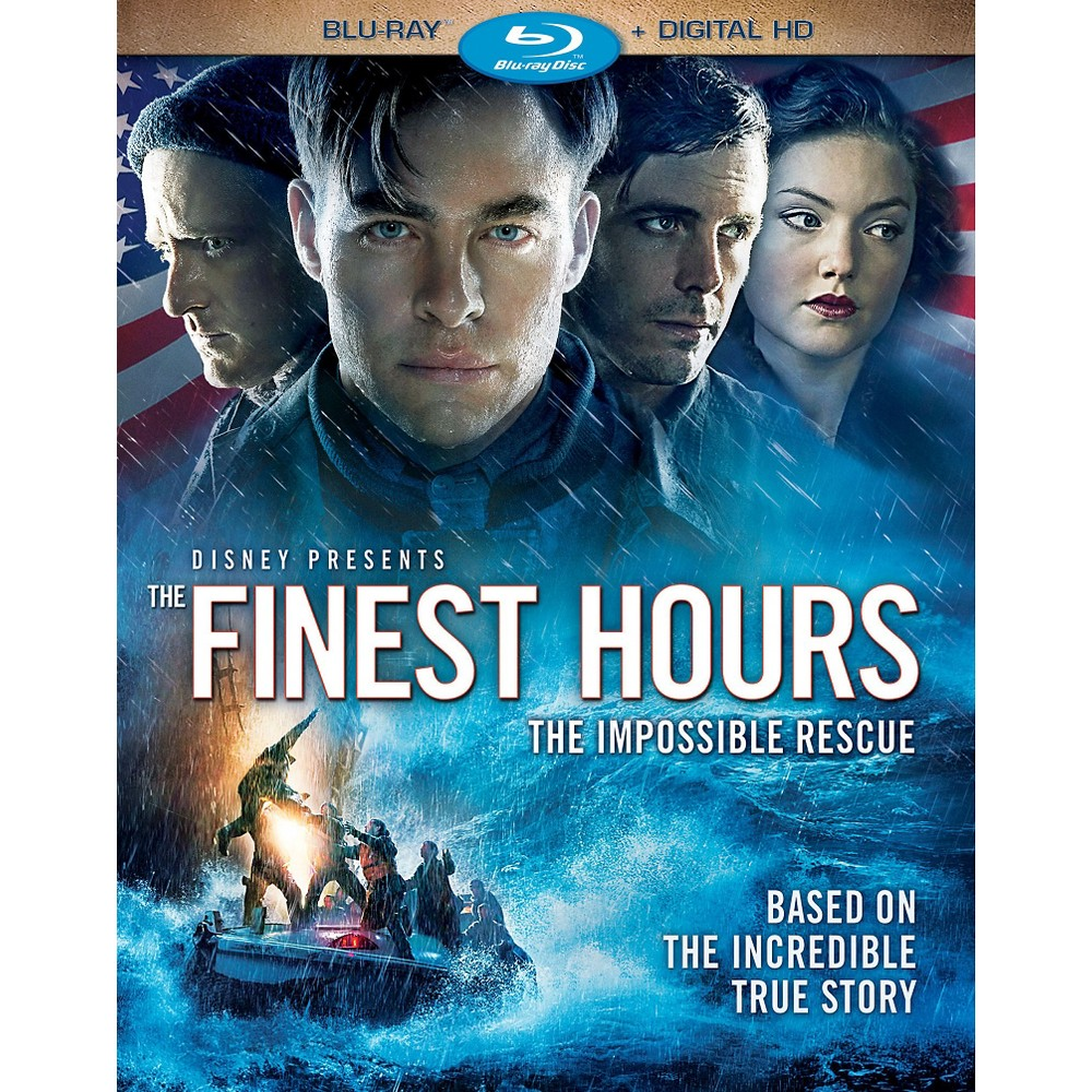 The Finest Hours Blu Ray