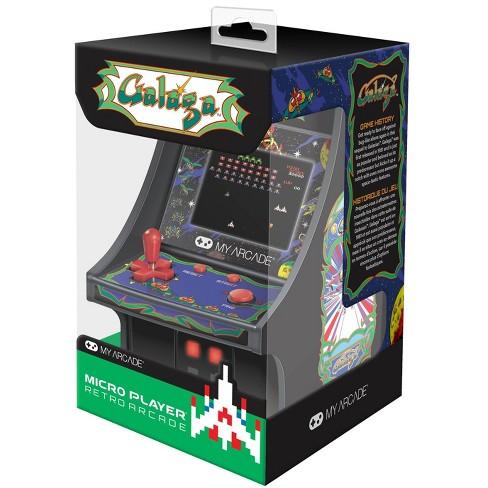 MyArcade Micro Player Retro Arcade - Galaga - image 1 of 4