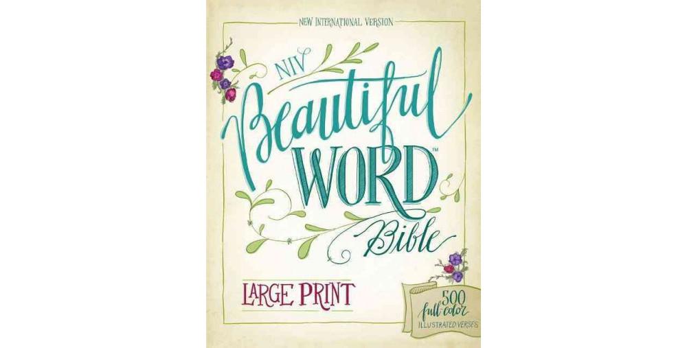 Beautiful Word Bible : New International Version, Ribbon ...