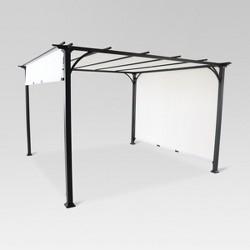 Metal Outdoor Adjustable Shade Gazebo - Threshold™