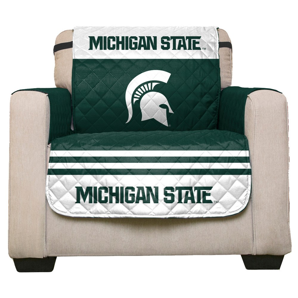 Ncaa Michigan State Spartans Chair Protector