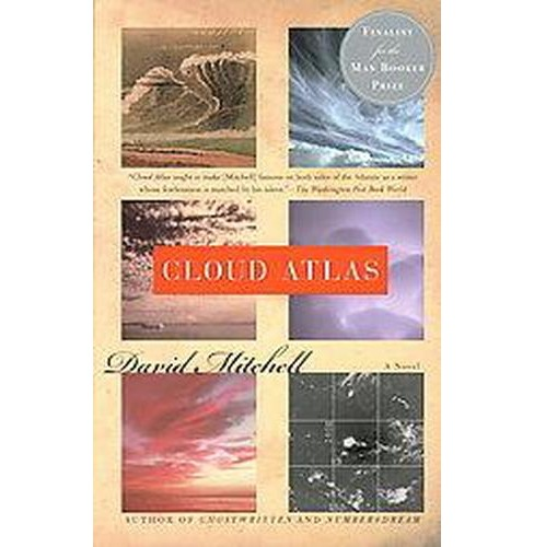 Cloud Atlas (Paperback) (David Mitchell) - image 1 of 1