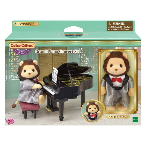 Calico Critters Grand Piano Concert Set - image 1 of 4