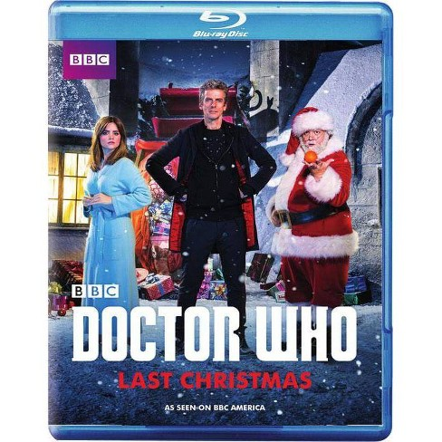 Doctor Who Last Christmas.Doctor Who Last Christmas Blu Ray