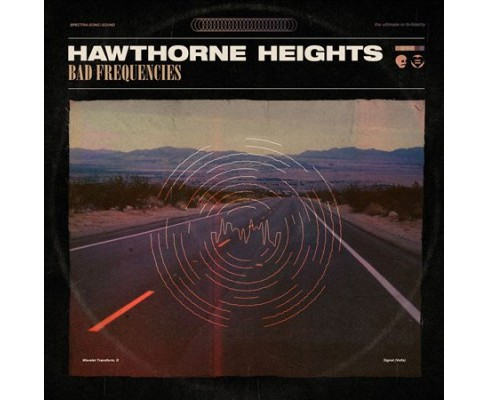 Hawthorne Heights - Bad Frequencies (Vinyl) - image 1 of 1