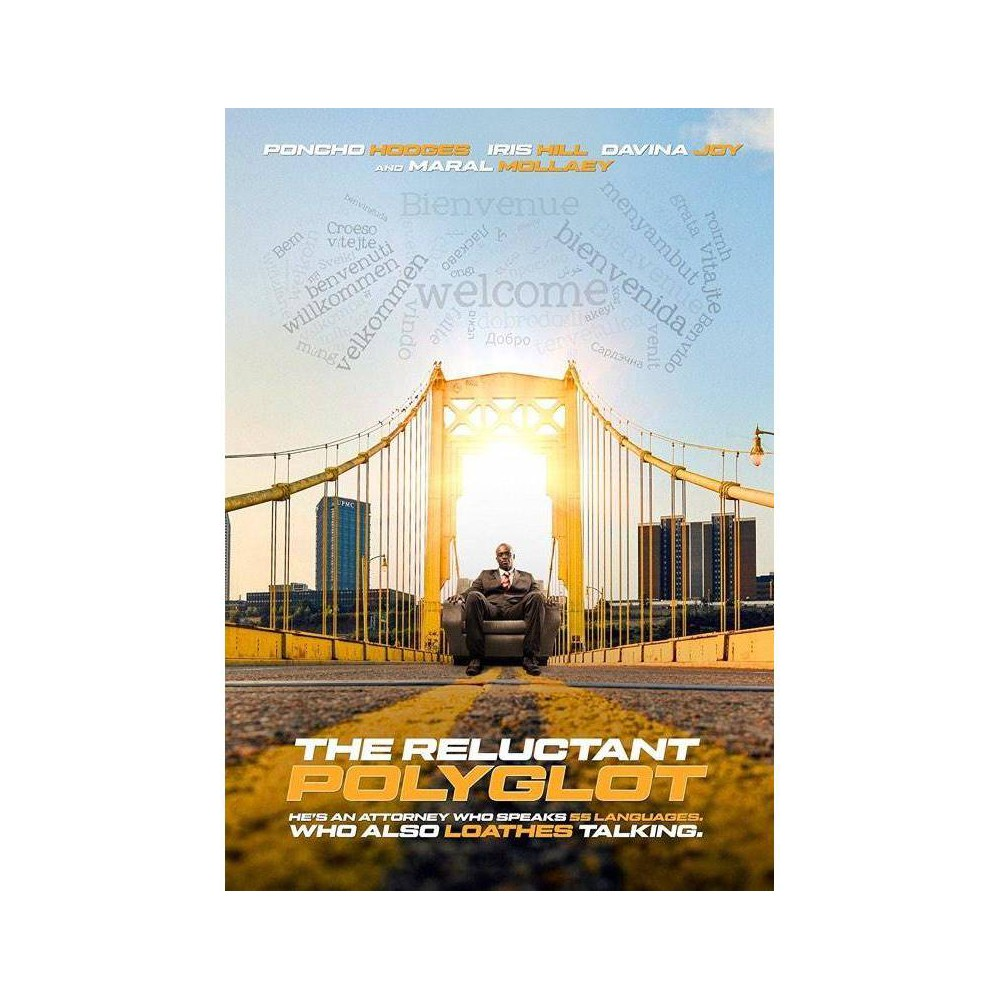 The Reluctant Polyglot Dvd