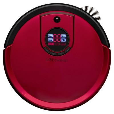 bObsweep Standard Robot Vacuum Cleaner and Mop - Rouge