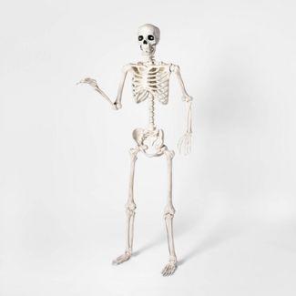 Light-Up Lifesize Posable Skeleton Halloween Décor - Hyde & EEK! Boutique™