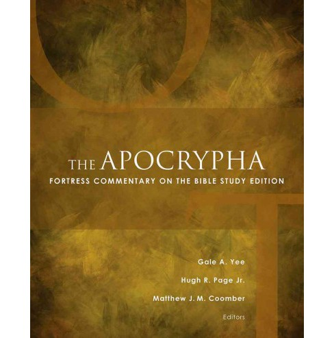 Apocrypha : Fortress Commentary on the Bible Study Edition (Paperback) - image 1 of 1