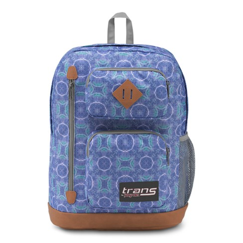 "Trans by Jansport 17.7"" Transfer Backpack - Crystal Kaleidoscope - image 1 of 4"