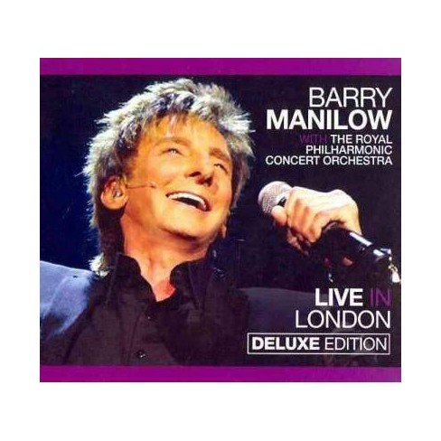 Barry Manilow - Live In London (CD) - image 1 of 1
