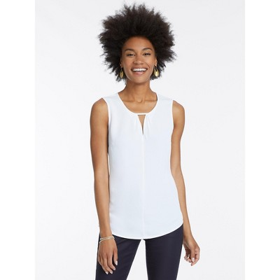 NIC+ZOE Women's Easy Keyhole Top