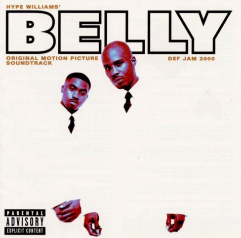 Various - Belly [Explicit Lyrics] (CD) - image 1 of 1