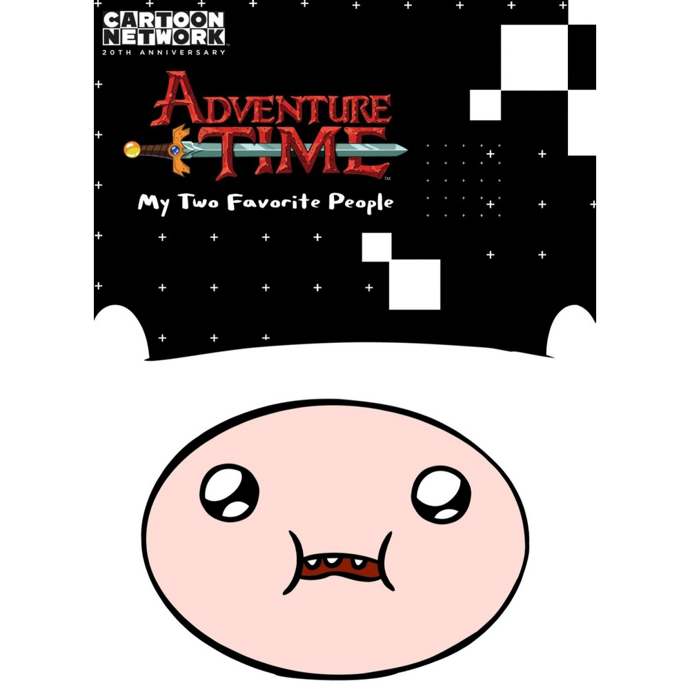 Adventure Time:My Two Favorite People (Dvd)