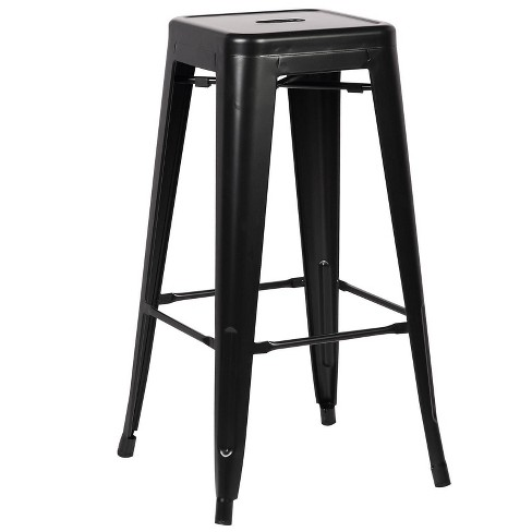 Franco Industrial Bar Stool - Edgemod - image 1 of 2