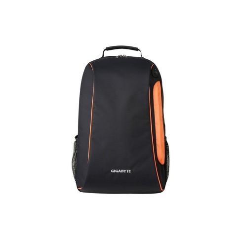 Gigabyte GBP57S Gaming Backpack for 15  and 17  Laptops, Black - image 1 of 4