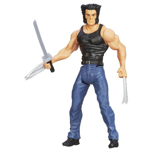 Marvel Wolverine Hero Blade Logan Figure - image 1 of 2