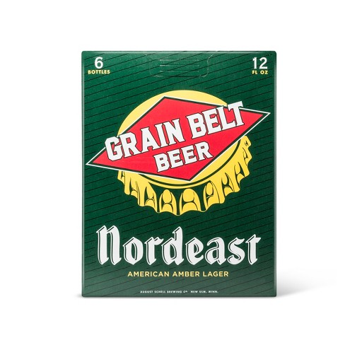 Grain Belt Nordeast Beer - 6pk/12 fl oz Bottles - image 1 of 1