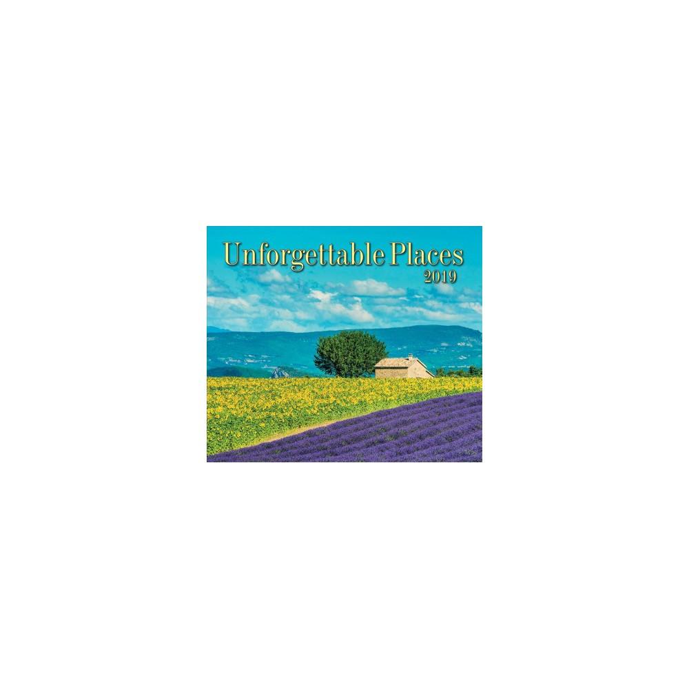 Unforgettable Places 2019 - (Paperback)