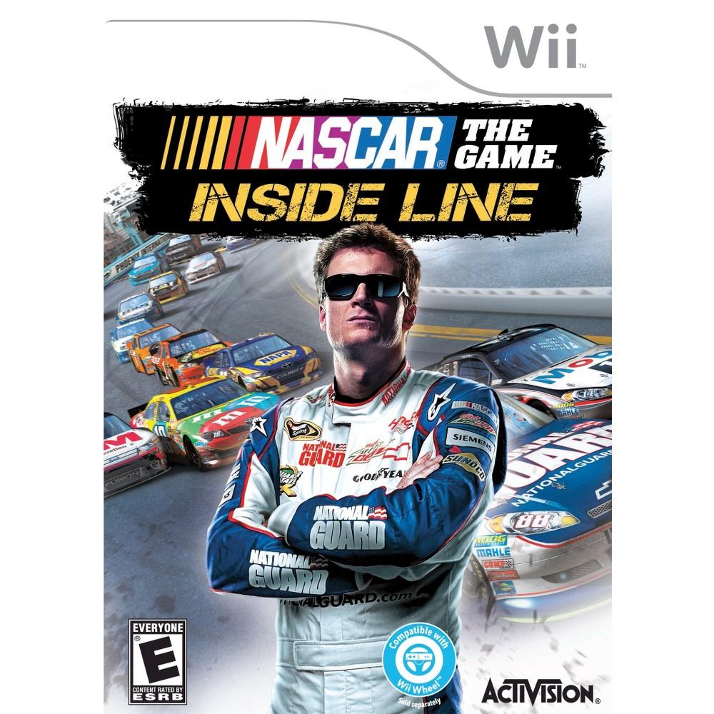 Nascar The Game: Inside Line Nintendo Wii