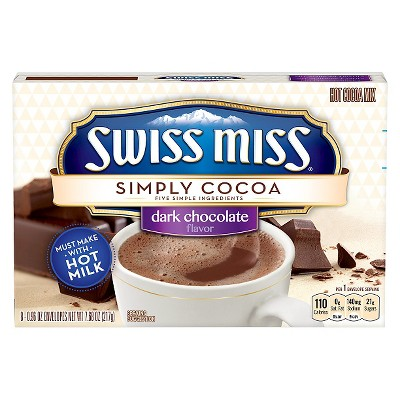 Hot Cocoa: Swiss Miss Simply Cocoa
